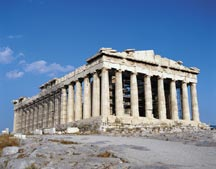 Visit the Acropolis in Athens on a Steps of St. Paul Journey