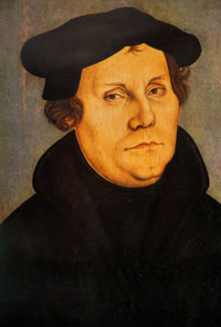 the life and impact of german reformer martin luther on region and politics While luther had no idea of the impact this would make on the german prior to the reformation the church governed politics martin luther stabilized the.