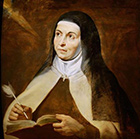 Honor the 500th anniversary of the birth of St. Theresa of Avila