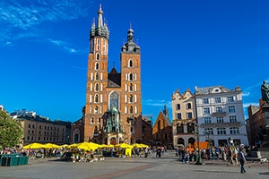Pilgrimages to Poland and the Shrines of France