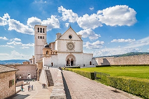 Visit Assisi on your Italy Pilgrimage