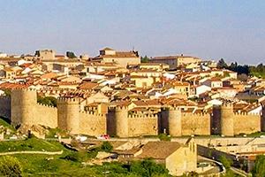 Nawas features Catholic Pilgrimages to Avila, birthplace of St. Theresa