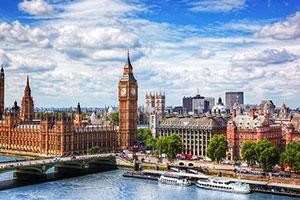 London Big Ben & Parliament