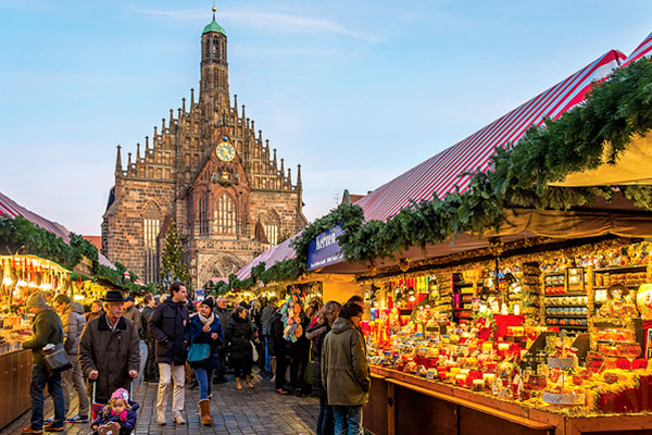 Christmas Markets of Austria and Germany