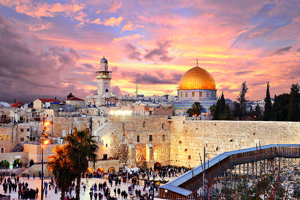 A Holy Land tour is the dream of all Christians