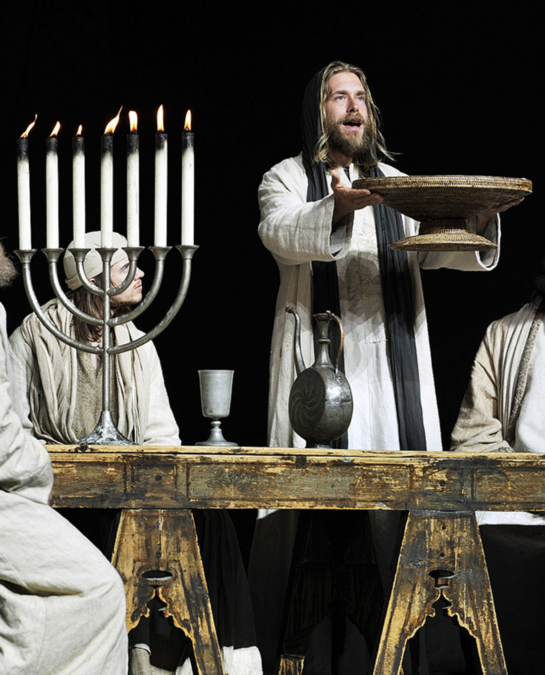 Passion Play of Oberammergau 2022 The Last Supper