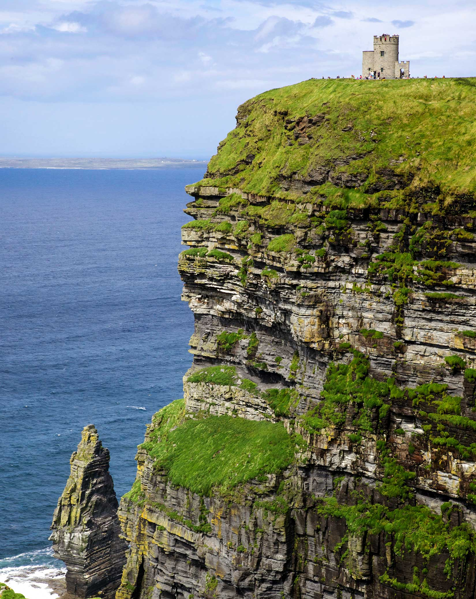 Ireland and Northern Ireland are our top value destinations