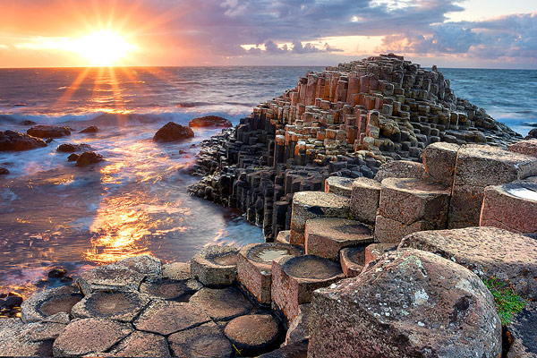 See Giant's Causeway on your Ireland and Northern Ireland Pilgrimage