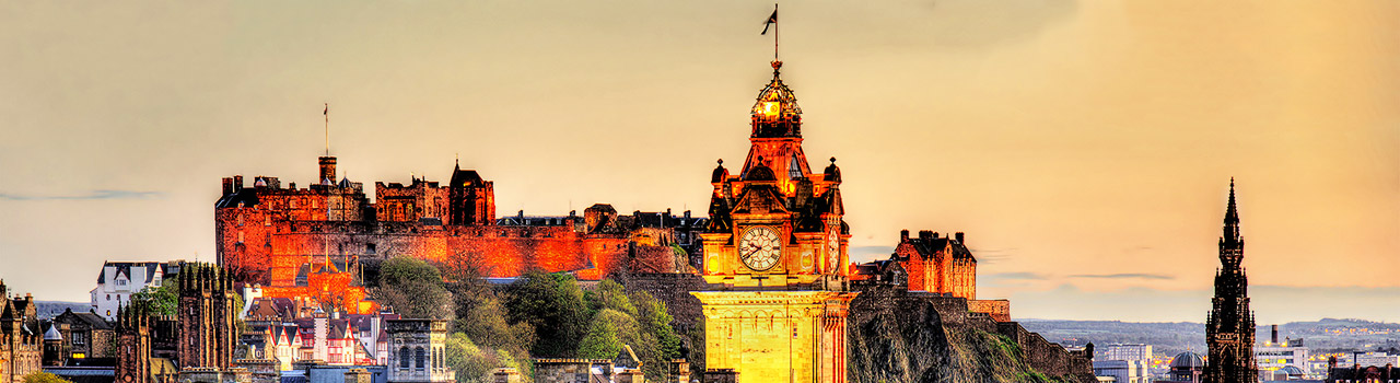 Visit Edinburgh, Scotland