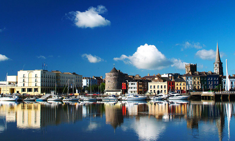 Dublin is probably number 1 on a list of the top 3 places to visit on the Emerald Isle
