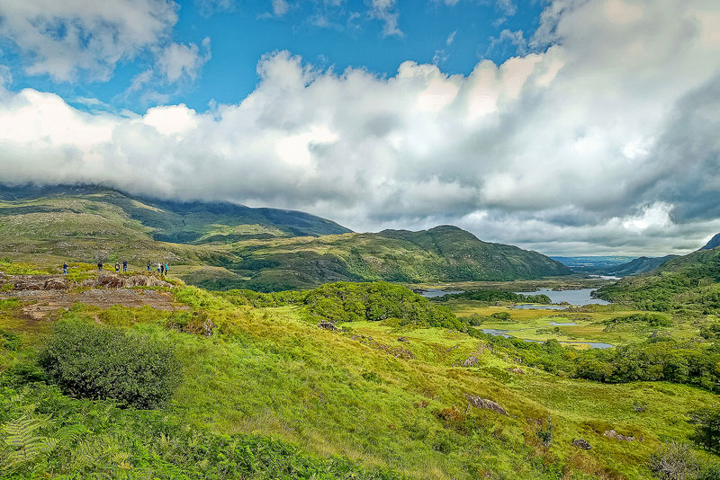 On anyone's top 3 places to visit in Ireland, you have to include the Ring of Kerry