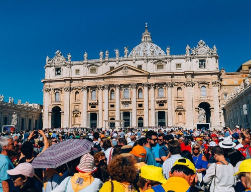 Papal Audience: Highlight of a Pilgrimage to Rome