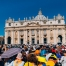 Nawas pilgrims attend a Papal Audience with Pope Francis