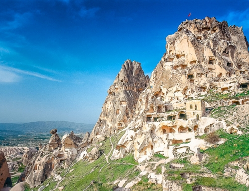 Explore Early Christianity in Cappadocia, Turkey