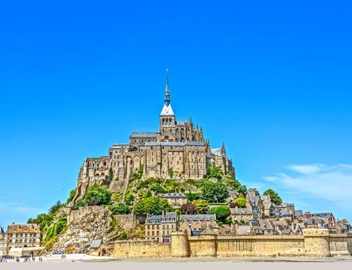 Magnificent Mont Saint-Michel