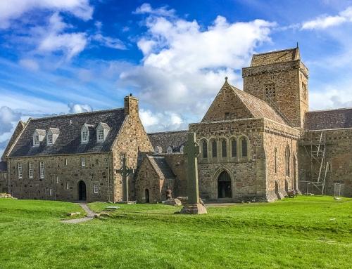 St. Columba and the Isle of Iona
