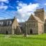 The Abbey on the Isle of Iona - St. Columba pilgrimage