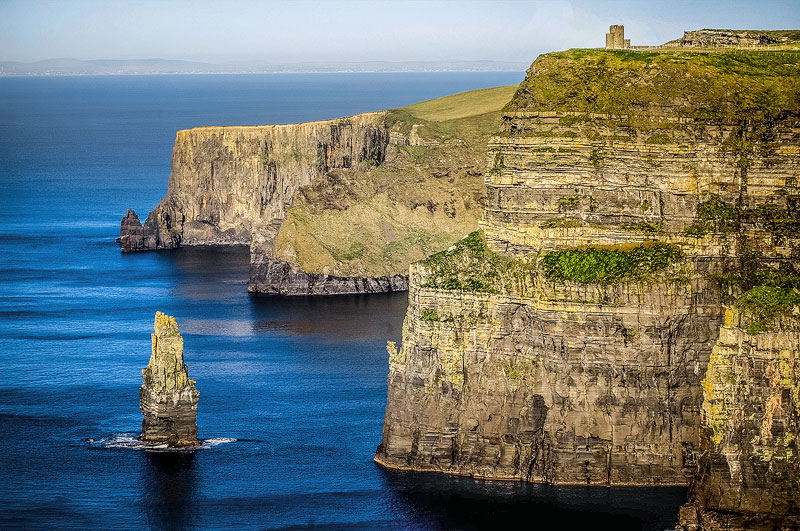 The Cliffs of Moher is one of our top 3 places to visit in Ireland