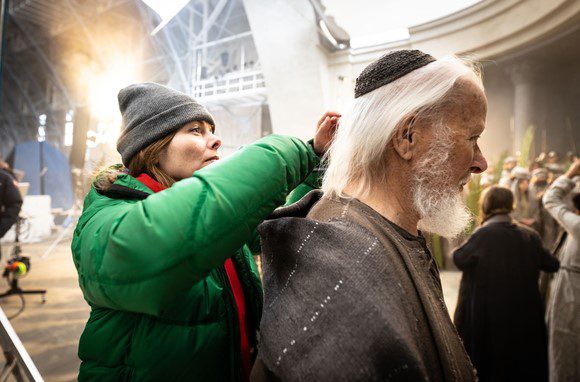 Ash Wednesday Hair and Beard Decree Passion Play of Pberammergau