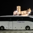 Nawas coach in Assisi on an Italy Pilgrimage